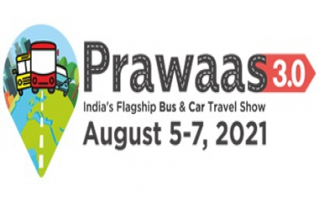 Prawaas 3.0' at Hitex Exhibition Centre Hyderabad, India from 5th and 7th August 2021