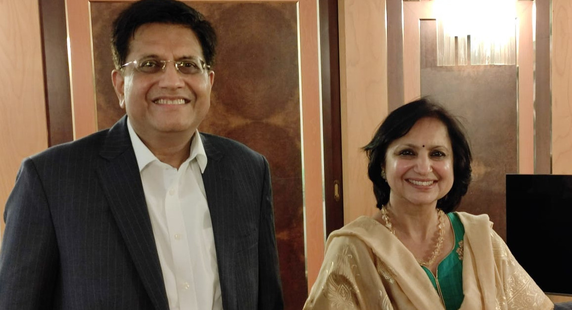 Visit of Hon'ble Piyush Goyal Minister of Commerce & Industry on the occasion of G20 Trade Ministers' Meet
